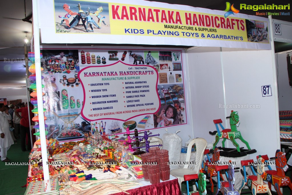 Exclusive Coverage Lepakshi Handicrafts Handloom Exhibition Cum