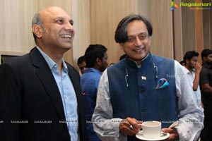 India Shastra Shashi Tharoor Book Launch