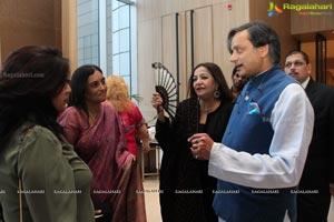 India Shastra Shashi Tharoor Book Launch