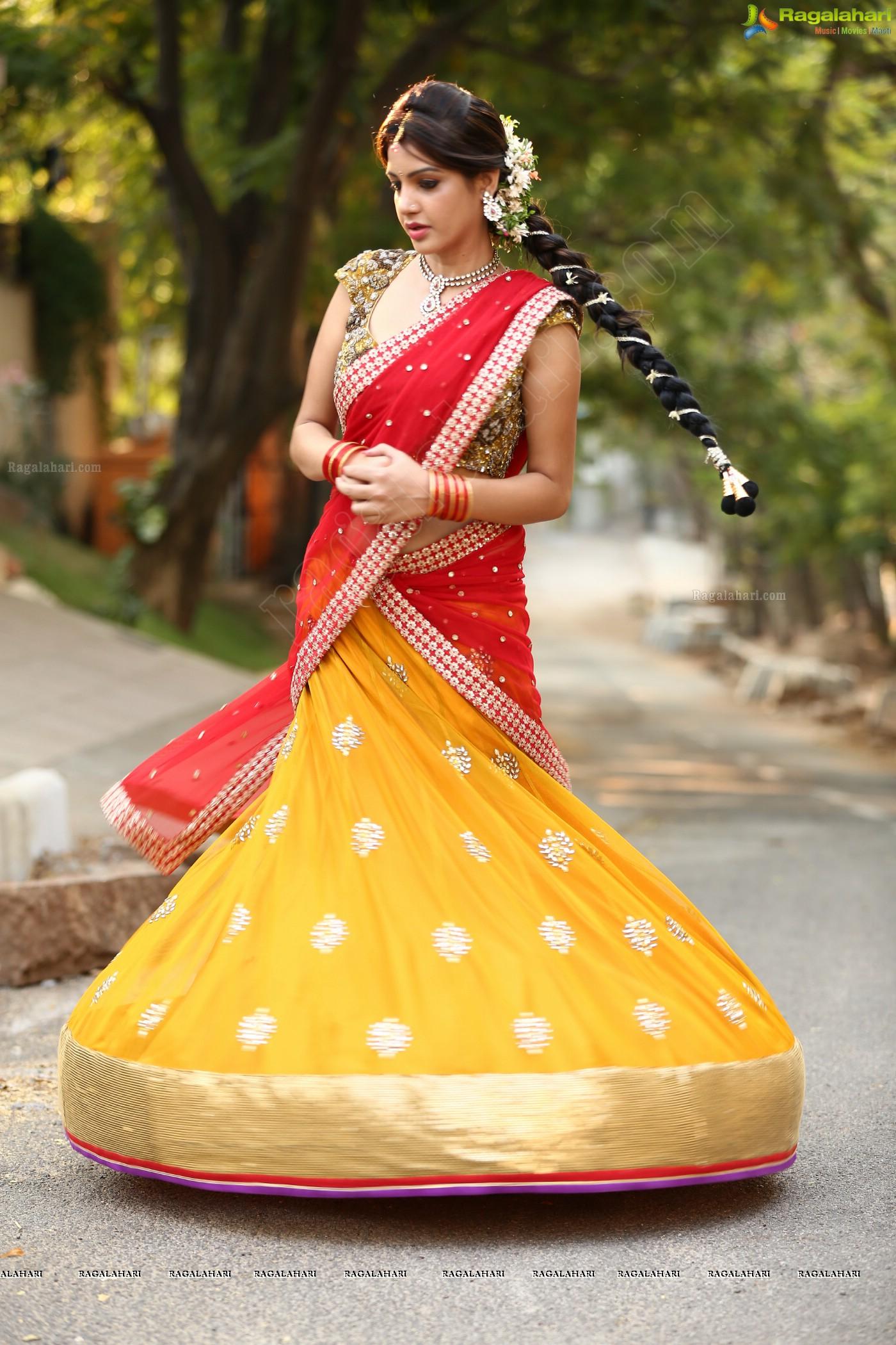 Telegu Cultural Dress