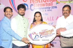 National Throwball Championship 2016
