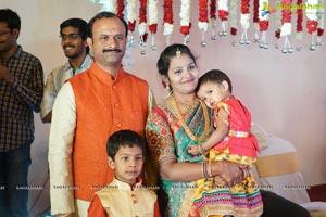 Arun Kumar Sankineni Wedding