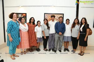 IB DP Visual Arts Exhibition 2017