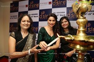 D'sire Exhibition 2017 Launch