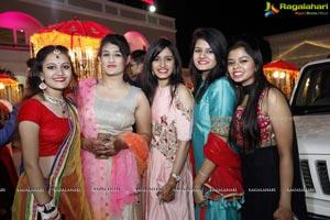 Disha-Shubham Wedding Ceremony