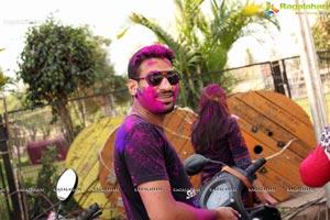 Tarang Color Festival