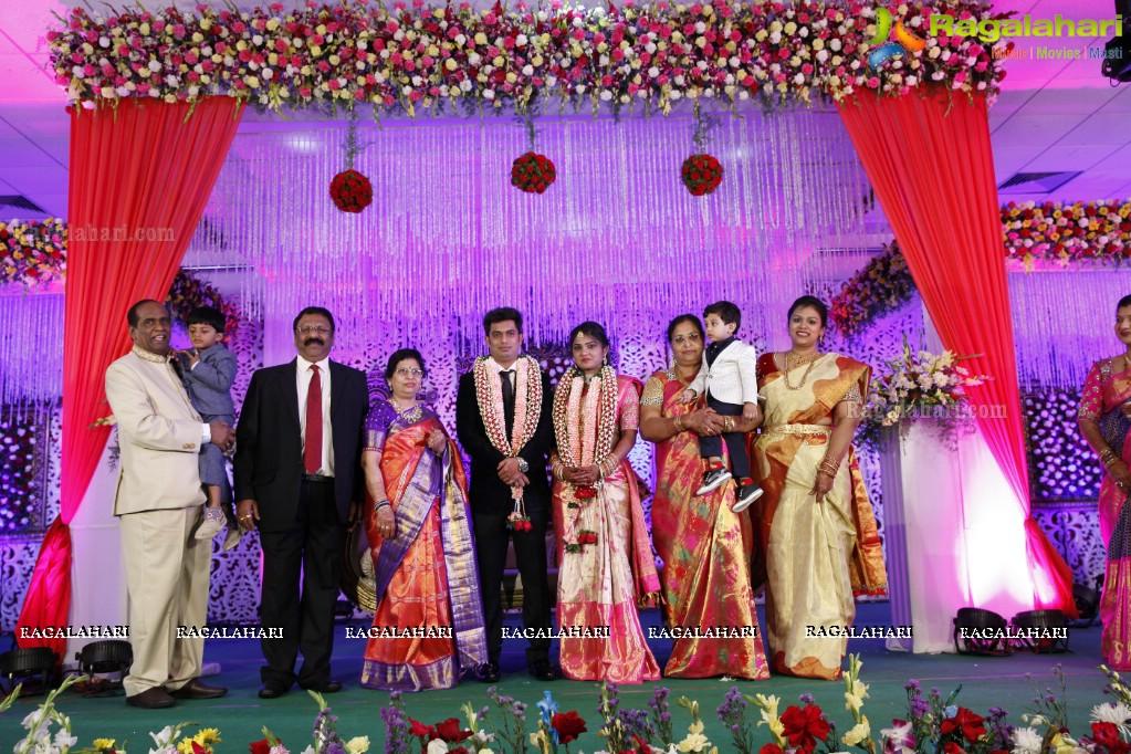 Photos Grand Wedding Reception Of Rahul With Deepika At Jalavihar