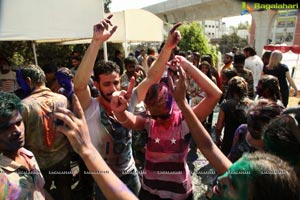 Rang Barse Holi Party