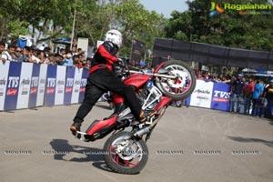 TVS Stunt Show