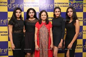 Desire Designer Exhibition Curtain Raiser