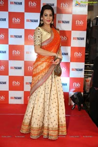 Big Bazaar's All New Fashion Section Launch