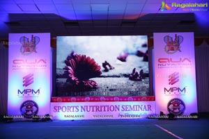 Sports Nutrition Seminar