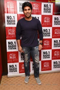 ABCD Movie Song Launch At RED FM 93.5 FM