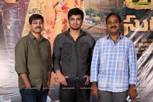Arjun Suravaram Press Meet