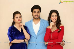 First Rank Raju Movie First Look Launch