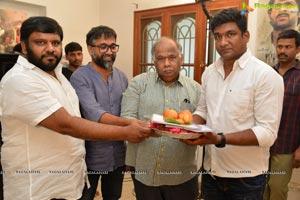 Gopichand - BVSN Prasad New Film Launch