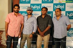 Nani Launches Hippi Teaser
