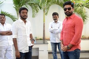 Kalyan Ram Launches Edureetha Teaser