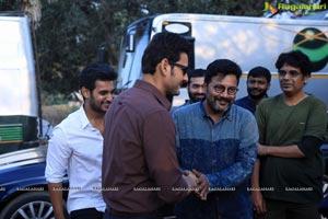 Mahesh Babu Unveils OGF Teaser