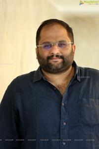 Mahesh S Koneru at Press Meet On 118 Success