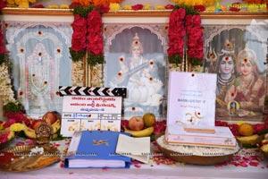 Akkineni Nagarjuna's Manmadhudu 2 Movie Muhurat