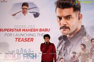 Operation Gold Fish Teaser Launch