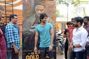 Vijay Deverakonda Unveils Manoj Nandam First Look in 'OGF'