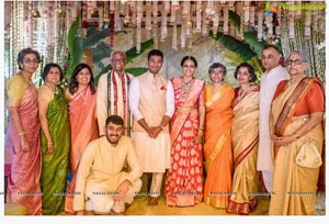 Venkatesh Daggubati's Daughter Aashritha's Wedding