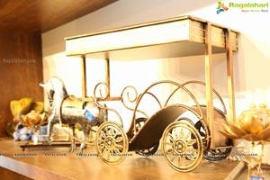Nitya Shetty Inaugurates Aarna Collections