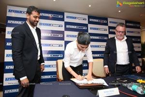 Aparna Enterprises Ltd., Joins Hands With Craft Holding Ltd