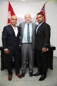 Canadian Services Consulting Pre Launch Party