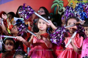 Kangaroo Kids Preschool 3rd Annual Day Celebrations