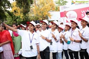 KIMS Organizes 2nd Edition of DVT Awareness Walk