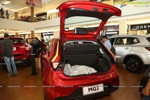 Catch a Glimpse Of MG's Future