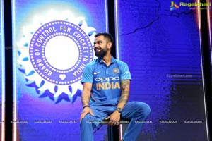 Nike Introduces The New National ODI Team Jersey