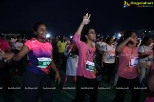 Bajaj Electricals Pinkathon Hyderabad Presented by Colors