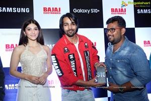 Samsung Galaxy S10, S10e & S10+ Launch at Bajaj Electronics