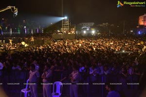 Sunidhi Chauhan Concert @ TKR College Of Engineering