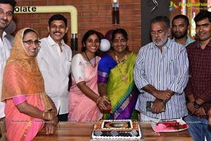The Chocolate Room Launches Its Store In Kakinada