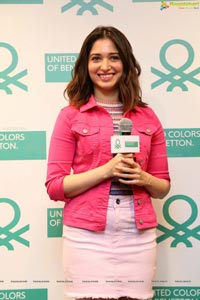 United Colors Of Benetton Launches Its Span-New Collection