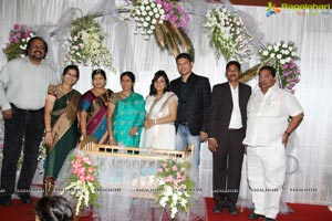 Arrika Craddle Ceremony, hyderabad