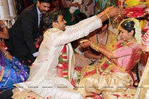 Daggubati Purandeswari Son Wedding Photos