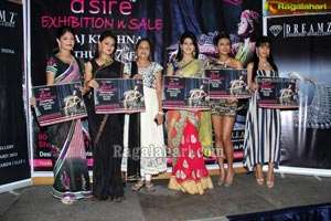 D'sire Exhibition Curtain Raiser Photos