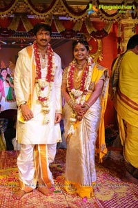 Gopichand Marriage Photos