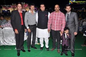 Imran Engagement at Metro Classic
