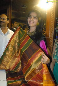 Samantha inaugurates Anutex, Hyderabad