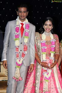 Vijay Sai Reddy Daughter Wedding Photos
