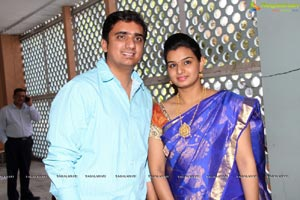 Singer Soumya-Krishna Wedding