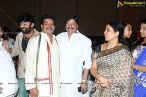 Sivaji Raja Daughter Wedding Photos