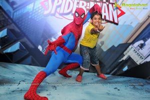 Spiderman Max Kids Festival